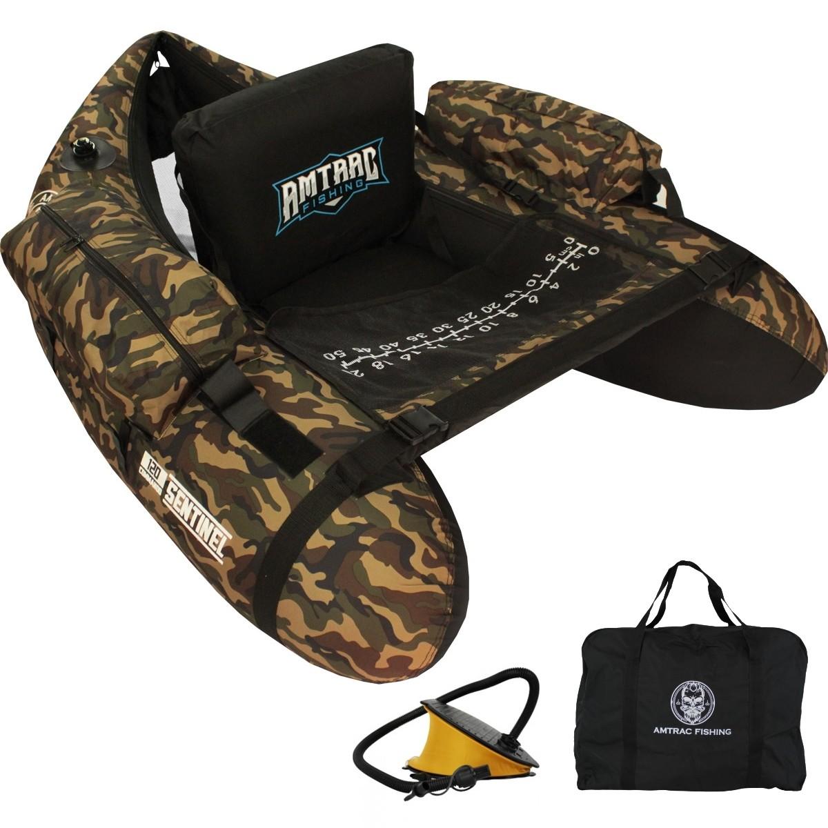 Quels accessoires pour une pêche en float tube ?