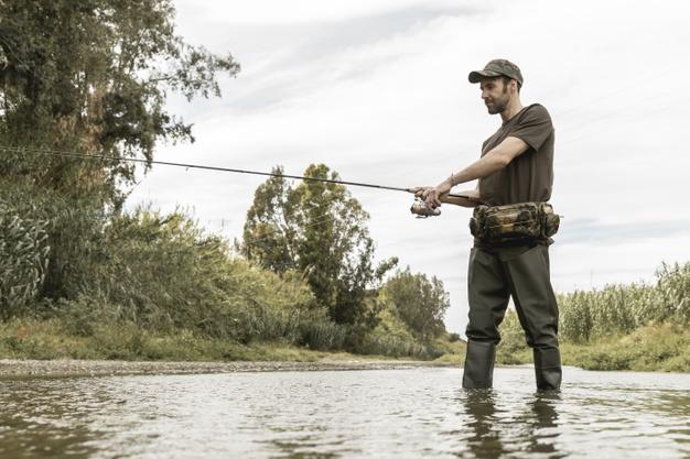 Waders de Pêche, pour les pêcheurs aventuriers